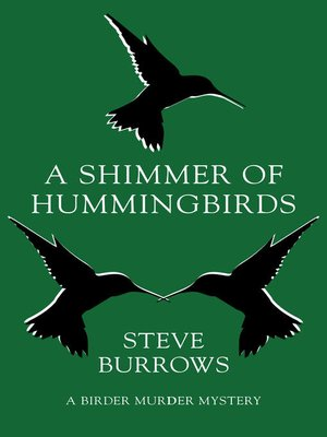 cover image of A Shimmer of Hummingbirds