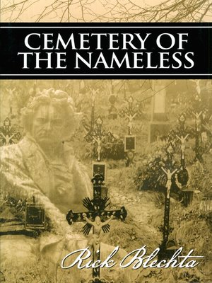 cover image of Cemetery of the Nameless