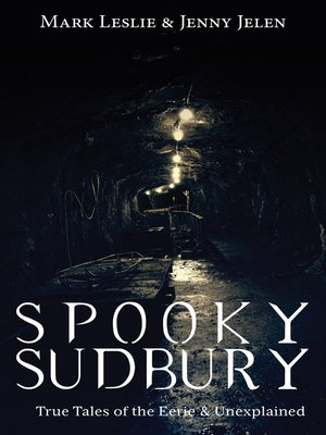 cover image of Spooky Sudbury