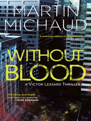 cover image of Without Blood
