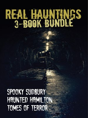 cover image of Real Hauntings 3-Book Bundle