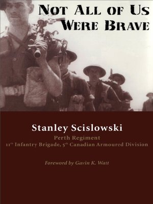 cover image of Not All of Us Were Brave