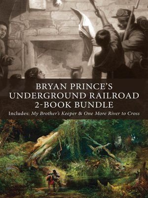 cover image of Bryan Prince's Underground Railroad 2-Book Bundle