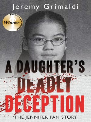 cover image of A Daughter's Deadly Deception