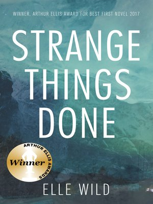 cover image of Strange Things Done