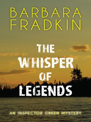 cover image of The Whisper of Legends