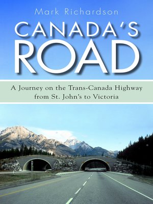 cover image of Canada's Road