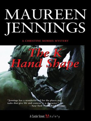 cover image of The K Handshape