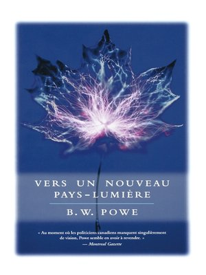 cover image of Vers un Pays-Lumiere
