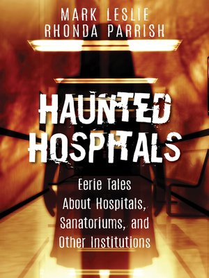 cover image of Haunted Hospitals