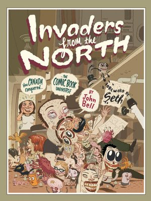 cover image of Invaders from the North