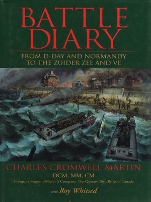 cover image of Battle Diary