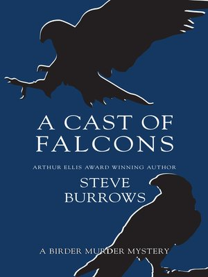 cover image of A Cast of Falcons