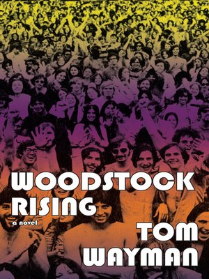 cover image of Woodstock Rising