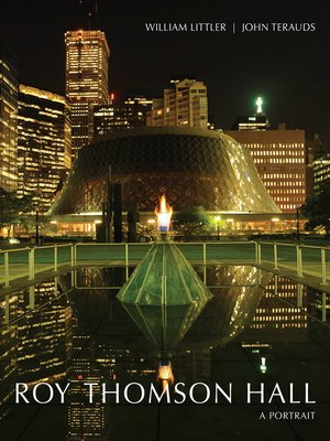 cover image of Roy Thomson Hall