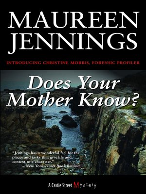 cover image of Does Your Mother Know?