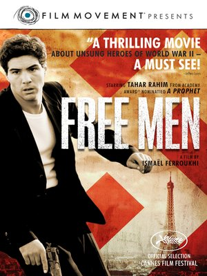 cover image of Free Men