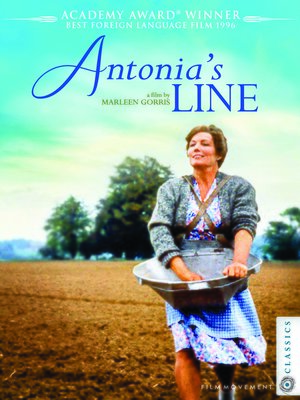 cover image of Antonia's Line