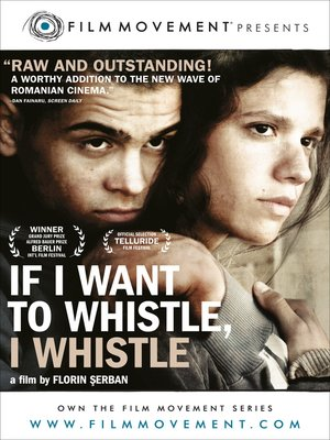 cover image of If I Want to Whistle, I Whistle