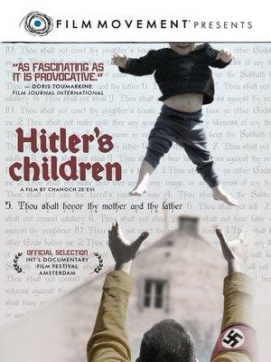 cover image of Hitler's Children