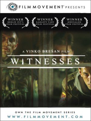 cover image of Witnesses