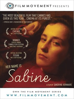 cover image of Her Name is Sabine