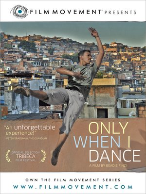 cover image of Only When I Dance