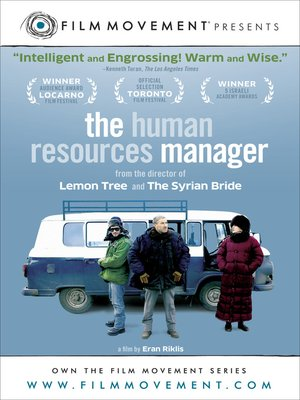 cover image of The Human Resources Manager