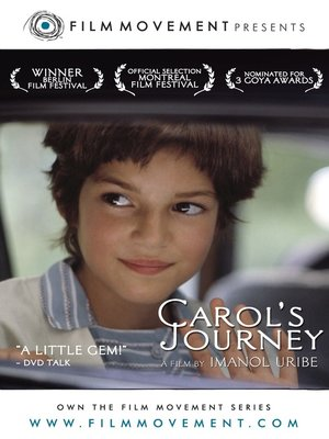 cover image of Carol's Journey