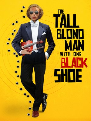 cover image of The Tall Blond Man with One Black Shoe