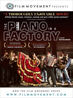 cover image of The Piano in a Factory