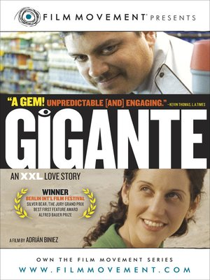cover image of Gigante
