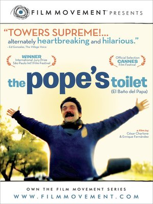 cover image of The Pope's Toilet