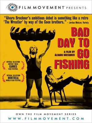 cover image of Bad Day to Go Fishing
