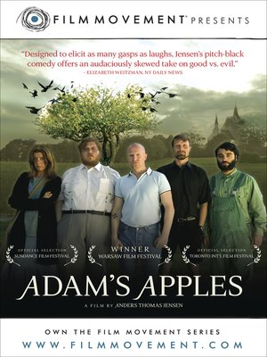 cover image of Adam's Apples