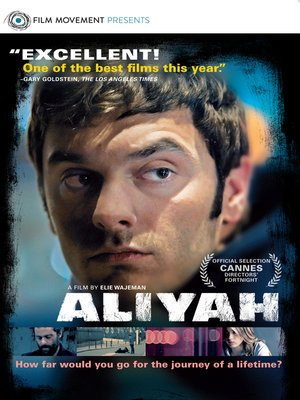 cover image of Aliyah