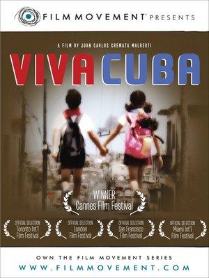 cover image of Viva Cuba