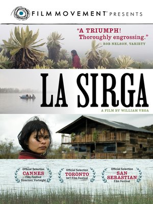 cover image of La Sirga