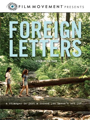cover image of Foreign Letters