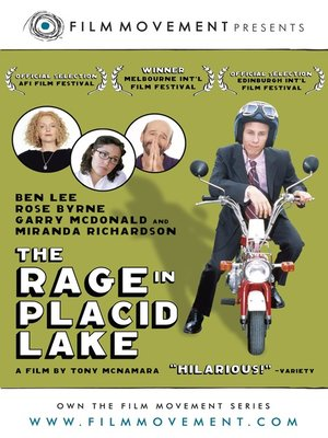 cover image of The Rage in Placid Lake