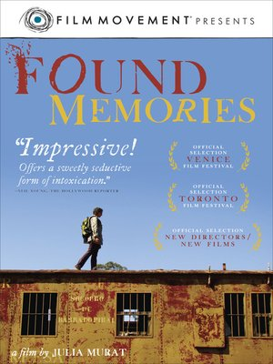 cover image of Found Memories