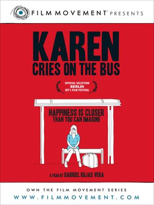 cover image of Karen Cries on the Bus