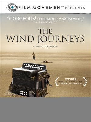cover image of The Wind Journeys