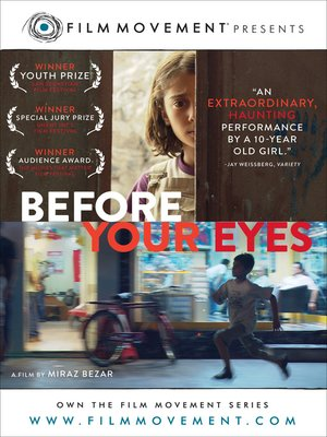 cover image of Before Your Eyes