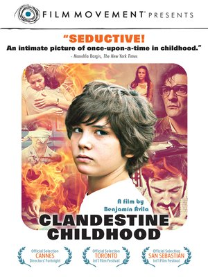 cover image of Clandestine Childhood