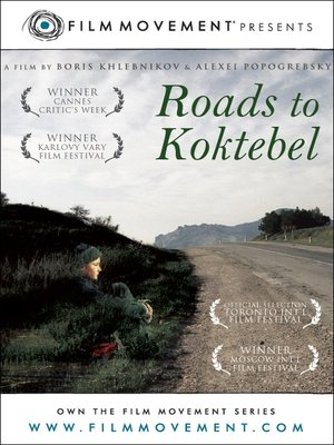 cover image of Roads to Koktebel