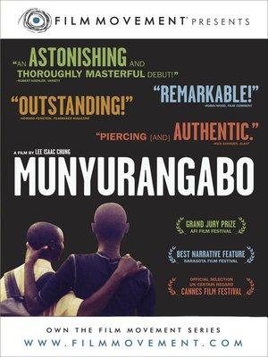 cover image of Munyurangabo