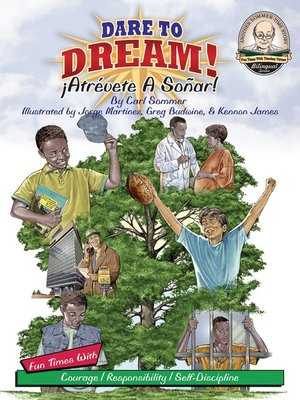 cover image of Dare to Dream! / ¡Atrévete a Soñar!