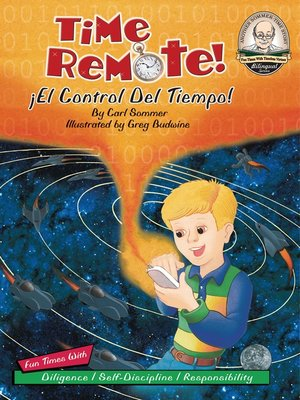 cover image of Time Remote! / ¡El Control Del Tiempo!