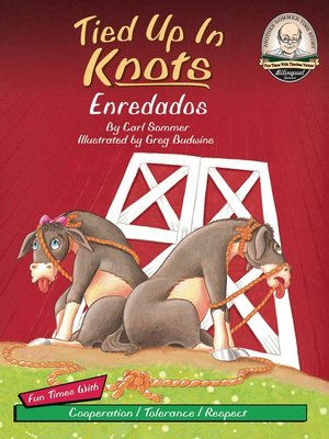 cover image of Tied Up In Knots / Enredados